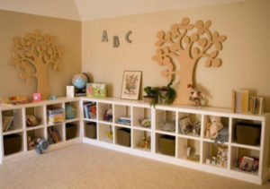 Merveilleux Custom Toy Storage