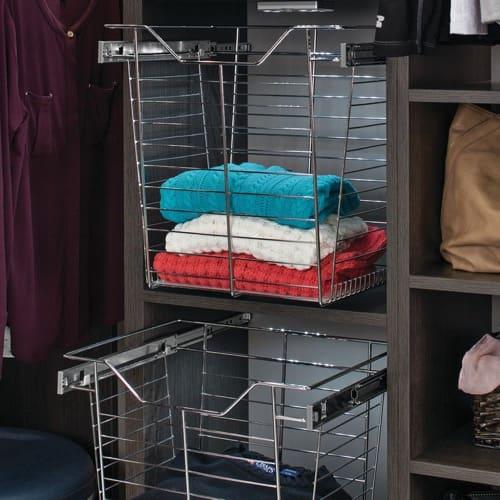5- Closet Basket